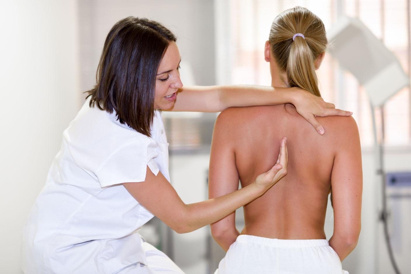 rehabilitacja - terapia manualna