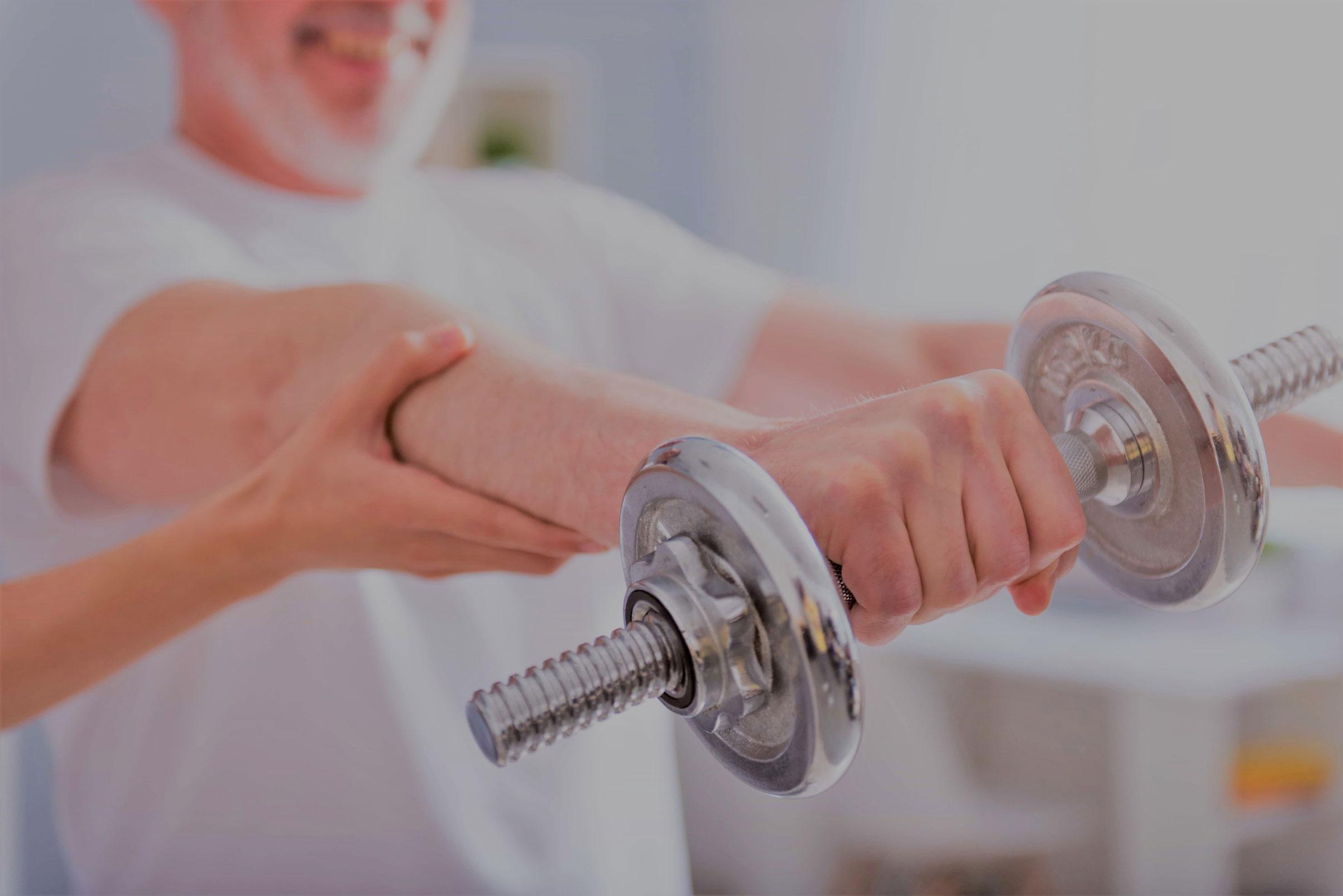Fizjoterapia to ćwiczenia